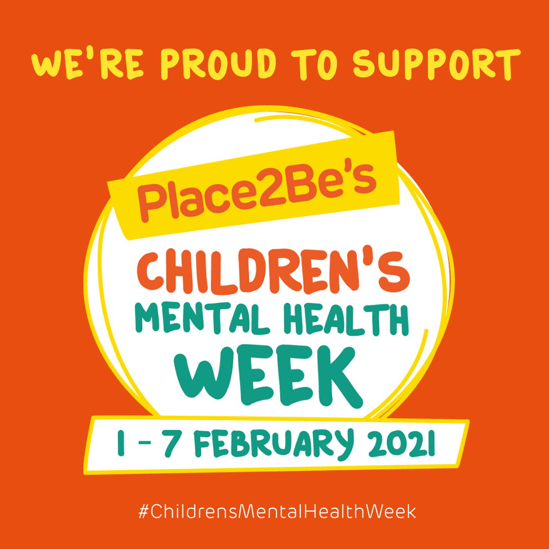 This week we are celebrating Children's Mental health Week.